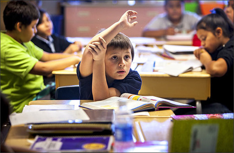 N.M. School Builds Bridge to Standards for ELLs | English Learners and Common Core | Scoop.it