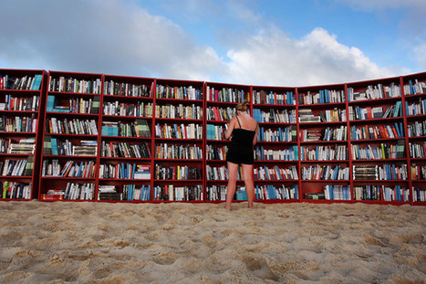 20 Amazing Outdoor Libraries and Bookstores From All Over the World | Bibliothèques en évolution | Scoop.it