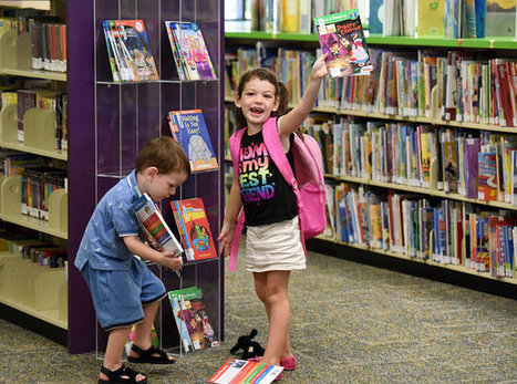 Manatee County's Central Library, an improved community asset with major renovations | Libraries in Demand | Scoop.it