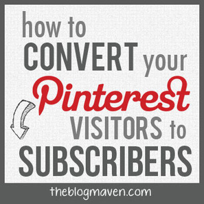 How to Convert Pinterest Visitors to Subscribers | Skolbiblioteket och lärande | Scoop.it