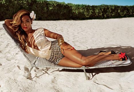 Beyoncé hit the roof over H&M!   When Fashion Meets Business   Scoop.it