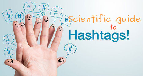 A scientific guide to hashtags: how many, which ones, and where | AC Library News | Scoop.it