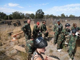 Instill Leadership Qualities while having Fun Playing Paintball   Paintball Perth   Scoop.it
