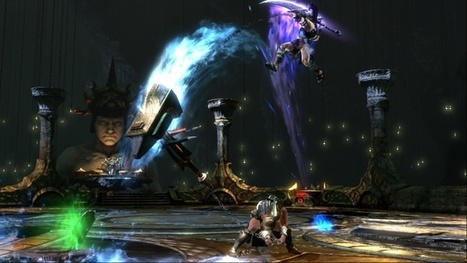 God of War: Ascension multiplayer co-op weapons introduced, over 10 co-op ... - Neoseeker | God of War-4 Ascension | Scoop.it