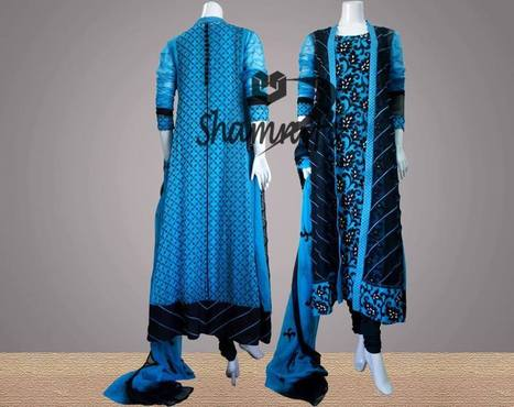 Shamraf's Party Wear Collection 2014 for Women | Style Stylo | Stylestylo | Scoop.it