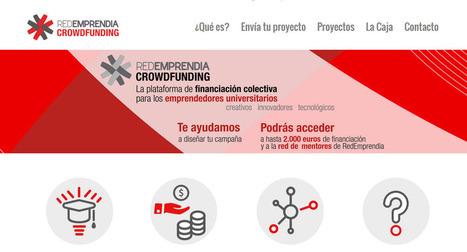 Nueva plataforma de crowdfunding para proyectos universitarios - Educación 2.0 | Educacion, ecologia y TIC | Scoop.it