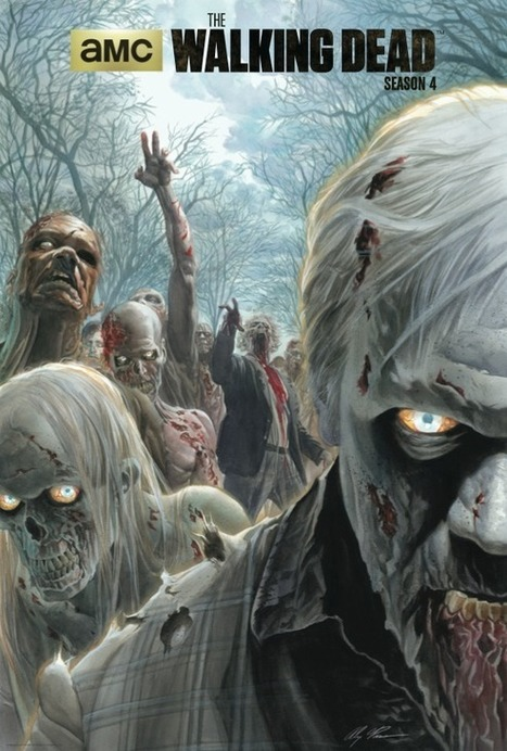 Analysis of The Walking Dead Season 4 Extended Trailer: What Does It Mean? | ApocalypticFiction | Scoop.it