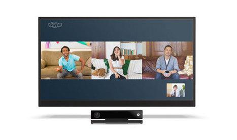 Skype passe au gratuit pour les appels vidéos de groupe | Entrepreneurs du Web | Scoop.it