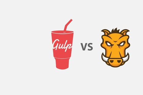 Gulp.js vs Grunt.js | Blog | Oomph | Gulp vs Grunt: Basics of node automation tools | Scoop.it