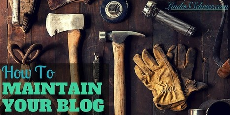 How to Maintain Your Blog? | Tech @ Techtricksworld | Scoop.it