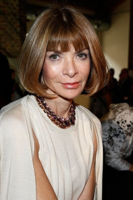 The Met Renames The Costume Institute After Anna Wintour 1/13/15 | The Fashion Fund | Scoop.it