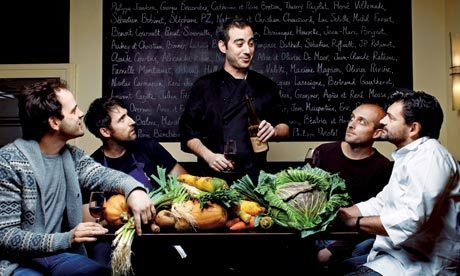 The new revolutionary chefs of Paris | Life and style | The Observer | Diary of a serial foodie | Scoop.it