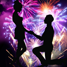 Kiss 107 Get Engaged at the Fireworks with KISS107 | Contests | Engagement Rings | Scoop.it