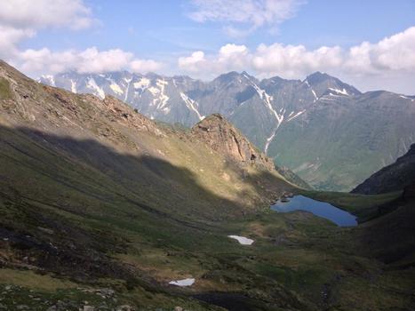 Trail de Piau  le 14 juillet 2013 - Lac de Catchet  - Photo Maxime Teixeira | Vallée d'Aure - Pyrénées | Scoop.it