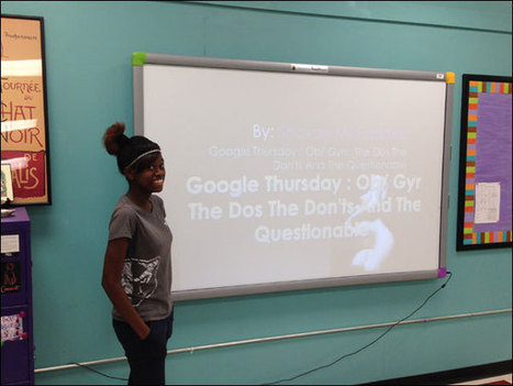 'Google Thursdays' and the Power of Self-Directed Learning | AdLit | Scoop.it