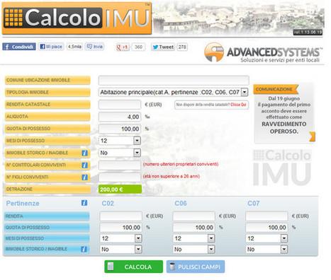 Calcolo Imu, tutorial per il Ravvedimento Operoso | Cagliari-Napoli, convocati Benitez | Scoop.it