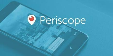 Periscope Could Make Twitter an Even More Powerful News Source | MarketingHits | Scoop.it