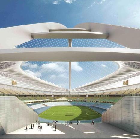 Los Estadios de Sudáfrica 2010 + corcholat.com | la arquitectura en los estadios | Scoop.it