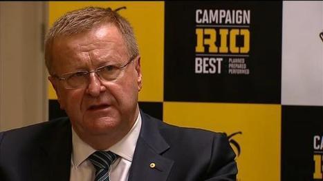 Rio Olympics preparations worse than Athens: John Coates | MiriamBlevins452 | Scoop.it