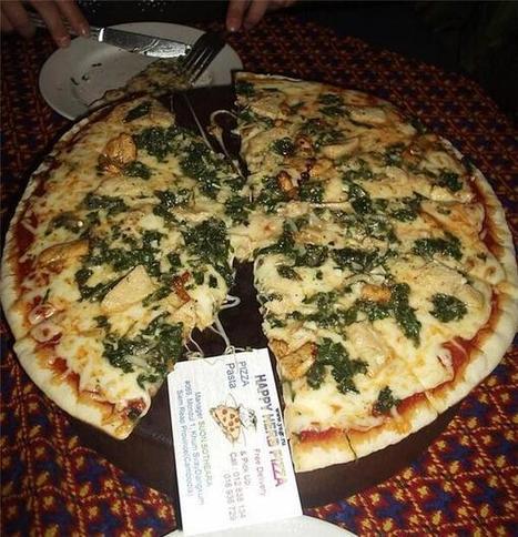 "Twitter / lesxviezvous: ""Happy Pizza"" est une pizza ... | Cambodge | Scoop.it"