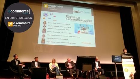 LIVE - Europe : un marché fragmenté mais riche d'opportunités   Revivez le Salon du e-commerce 2013   Scoop.it