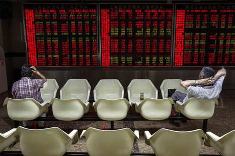 In China, a Forceful Crackdown in Response to Stock Market Crisis | World Politics and news | Scoop.it