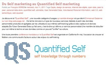 Le Futur : Quantified Self (QS) : nouveau visage de l'Internet ... | New medias, new behaviors | Scoop.it