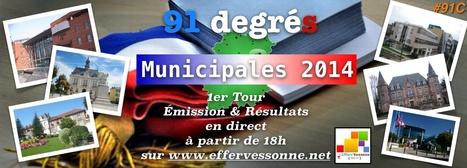 EffervEssonne revient, en direct, pour les municipales | Efferv'Essonne - La rédaction | Scoop.it