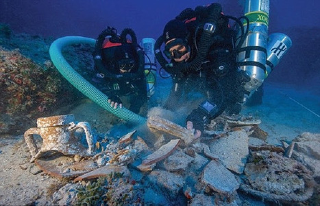 Antikythera seabed the subject of another underwater search | Monde antique | Scoop.it