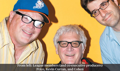 'The Simpsons' Writers Have a Fantasy League of Their Own | Scott's Linkorama | Scoop.it