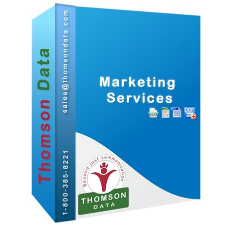 Marketing Services Offered by Thomson Data | Marketing Services | Scoop.it