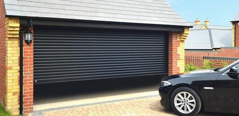 Residential Garage Doors from Garador Ltd | Garage Doors | Scoop.it