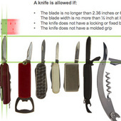 9 Knives You Will Legally Be Able to Take on a Plane | Radio Show Contents | Scoop.it