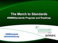 #SMMStandards Progress and Roadmap: Marklein and Paine Present the First Social Media Measurement Standards at the Dublin Summit - The Measurement Standard: Blog Edition | Cooperative Extension Evaluation | Scoop.it