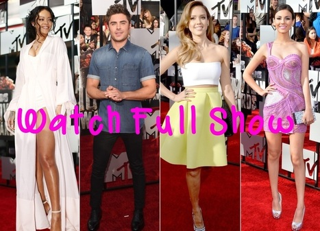 Watch 2014 MTV Movie Awards (Full Show) | Celebrity Gossip | Scoop.it