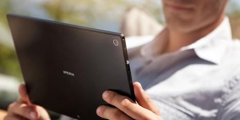 La Sony Xperia Tablet Z est-elle déjà en rupture de stock avant même sa commercialisation?   Geeks   Scoop.it