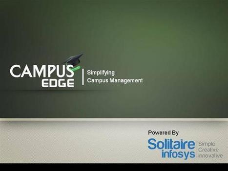 Campus Edge | Campus Management Software by Campusedge.In | Campus management software | Scoop.it