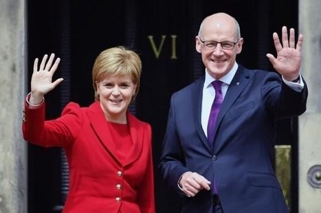 Swinney's move a sign Sturgeon will target education   Politics Scotland   Scoop.it