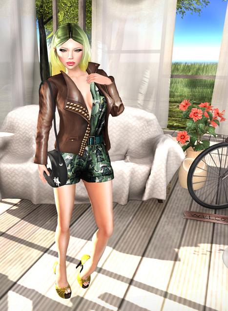 #199 @ Cosmopolitan & Designer Circle | Finding SL Freebies | Scoop.it