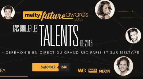 Melty Awards, le bon business du buzz pour les jeunes   DocPresseESJ   Scoop.it