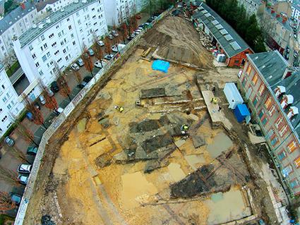 Ouverture au public du chantier de fouilles de la nécropole Gallo Romaine | LVDVS CHIRONIS 3.0 | Scoop.it
