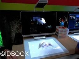 Sprout by HP l'ordinateur Ovni à découvrir (vidéo) | IDBOOX | Post-Sapiens, les êtres technologiques | Scoop.it