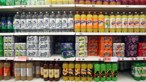 25,000 U.S. Deaths Linked to Sugary Drinks | It's Show Prep for Radio | Scoop.it
