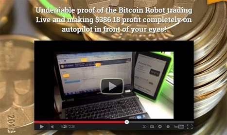TBC Robot The First Automated Bitcoin Trading Robot - SWI-Investments | Investing Tips and Strategies | Scoop.it