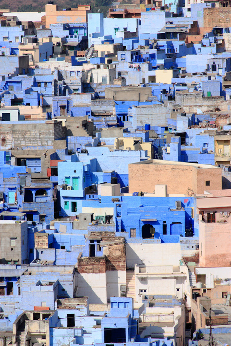 Jodhpur - India's Blue City | Chock-a-block full of documentary related stuff! | Scoop.it