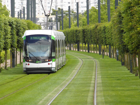 « Avec le tramway, on réinvente l'urbanisme » | Demain la Ville | Ressources pour la Technologie au College | Scoop.it