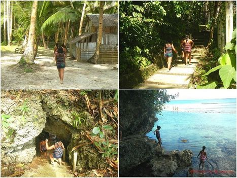 Magpupungko Tide Pools: A Rocky Shore's Stunning Revelation | Philippine Travel | Scoop.it