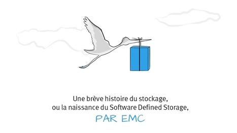 Le Software Defined Storage, c'est quoi ? | EMC France | Enterprise Architecture | Scoop.it