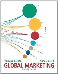 Testbank for Global Marketing 7th Edition by Keegan ISBN 0132719150 9780132719155 | Test Bank Online | Global Marketing | Scoop.it
