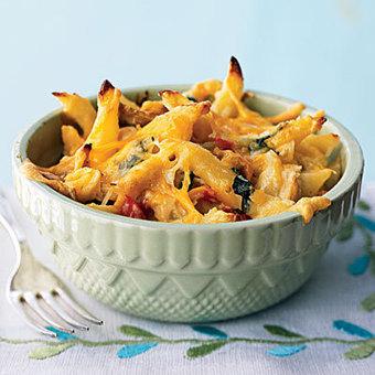 Cheese Chicken Penne Florentine Recipe - YouChef | Abiye Modelleri | Scoop.it